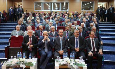 Türkiye İlahiyat Fakülteleri Dekanları Toplantısı Bayburt'ta Başladı-Foto Haber