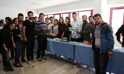 Öğrenciler Yeni Ürünleri Görücüye Çıkardı-Foto Haber