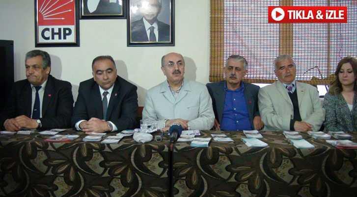 Ali Haydar Öner, Bayburt'tan İktidarı Sert İfadelerle Eleştirdi