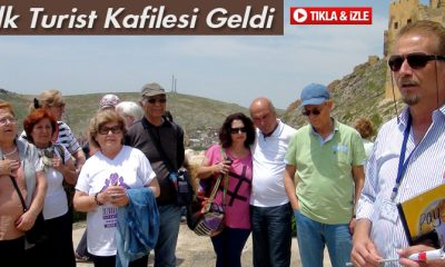 Bayburt Yıllar Sonra İlk Turist Kafilesini Ağırladı