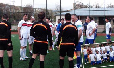Bayburt'ta Kurumlar Arası Futbol Turnuvası Başladı