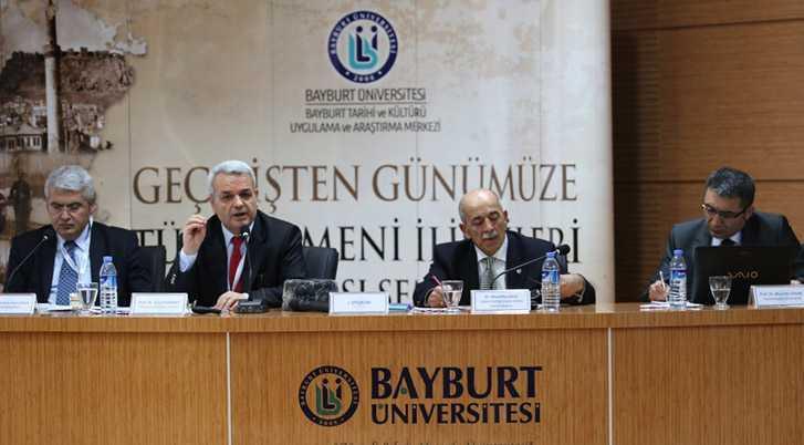 Geçmişten Günümüze Türk Ermeni İlişkileri