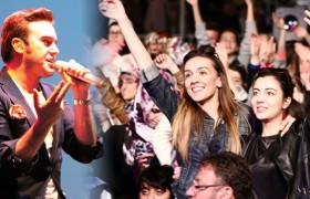 Mustafa Ceceli'nin Bayburt Konserine Büyük İlgi