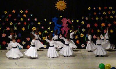 Kır Çiçeği Anaokulu Öğrencilerinden Yıl Sonu Etkinliği-Foto Haber
