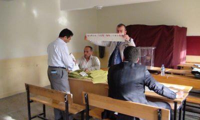 Bayburt'ta Oy Sayımı Tamamlanmak Üzere…-Foto Haber
