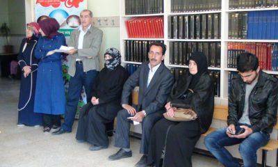 Bayburt'ta Seçim Huzur İçerisinde Geçiyor -Foto Haber