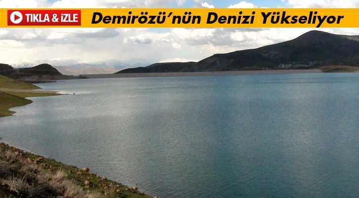 Demirözü Barajla Yükselmeyi Hedefliyor