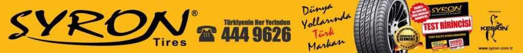 SYRON Dünya Yollarında Türk Markası