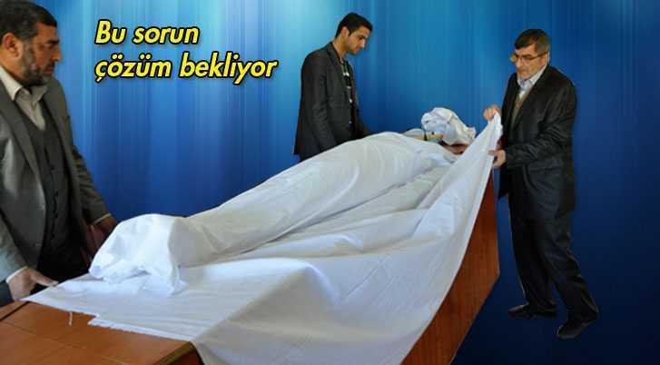 Devlet Hastanesinde Bilinmeyen Cenaze Yıkama Gerçeği