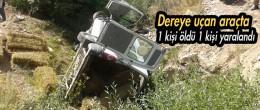 Çatıksu Köyü Yakınlarındaki Kazada Bir Kişi Öldü