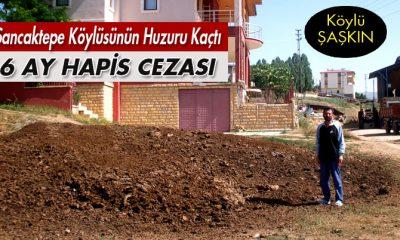 Köyündeki Gübreleri Kaldırmayanlara 6 Ay Hapis Cezası…