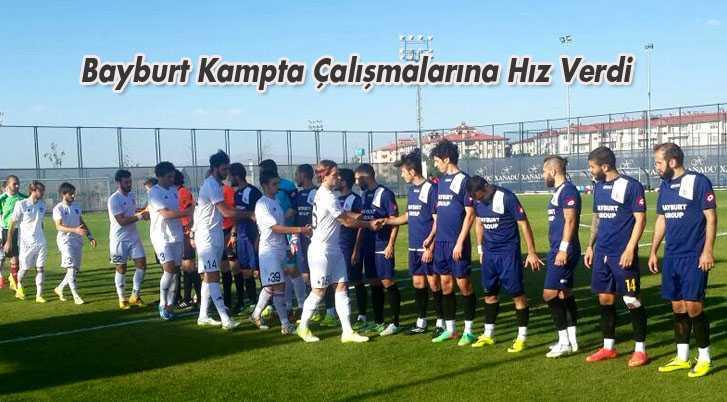 Bayburt Grup Kamp İçin Erzurum'da