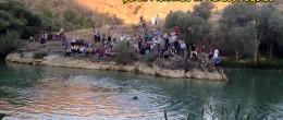 Bayburt'ta İki Kardeş Çoruh Nehrinde Boğuldu
