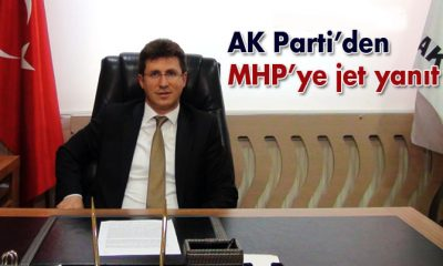 AK Parti İl Başkanı Kobal'dan MHP İl Başkanı Burç'a Jet Yanıt