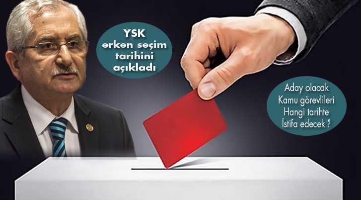 Türkiye 1 Kasım Tarihinde Yeniden Sandık Başında Olacak