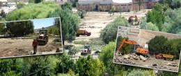 Yeni Şehir Parkında 1.5 Milyonluk Proje Start Aldı