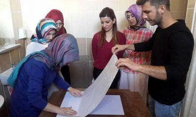 Bayburt Gençlik Merkezinde Kurslar Başladı-Foto Haber