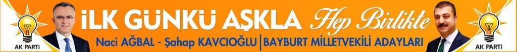 AK Parti Bayburt Milletvekili Adayları