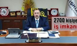 Bayburt'ta 2700 Kişiye İŞKUR'dan İş İmkanı