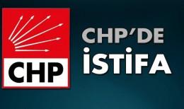 CHP İlçe Başkanı Konca Görevinden İstifa Etti.