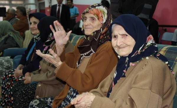 Evlerimiz Yaşlılarımızla Güzel…