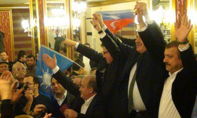 Bayburt'ta AK Parti Seçim Zaferini Böyle Kutladı-Foto Haber