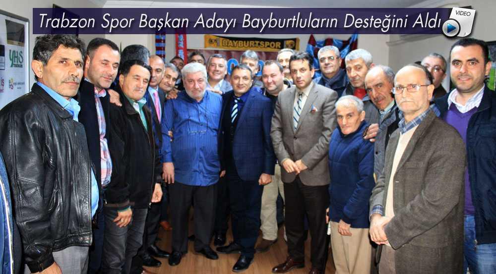 Trabzon Bayburtlular Derneğinde Önemli Buluşma…