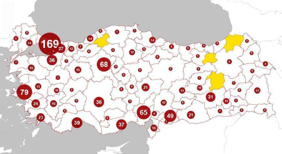 Türkiye'de Sadece Bu 4 İlde Kadın Cinayeti İşlenmedi