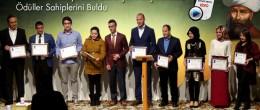 Uluslararası Şair Zihni Şiir Yarışmasında Ödüller Sahiplerini Buldu