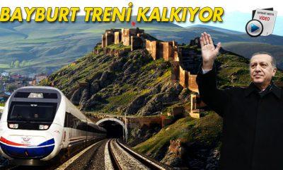 Bayburt Hızlı Trenle Değişim Yaşayacak