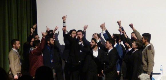 Anadolu Gençlik Derneğinden Mekke'nin Fethi Programı-Foto Haber