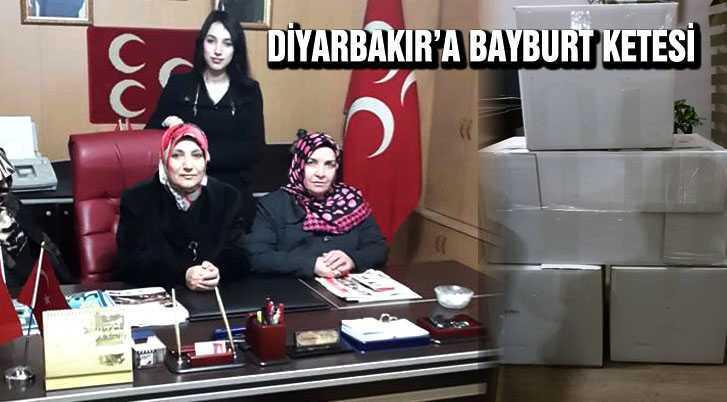 MHP'den Diyarbakır'a Bayburt Ketesi…