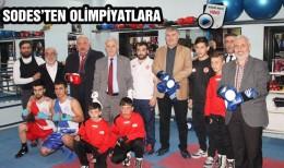 Bayburtlu Gençlerin Hedefi 2016 Olimpiyatları