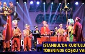 Bayburtlular İstanbul'da Kurtuluş Programında Buluştu