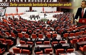 Kavcıoğlu, Darbe Sonrası Bankalarda Yaşananları Anlattı