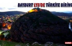 Bayburt 2014-2105 LYS Türkiye Birincisi