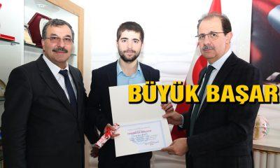 Bayburt Üniversitesinden AR-GE Yarışmasında Büyük Başarı