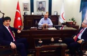 Türk Sağlık-Sen'den Bayburt Ziyareti