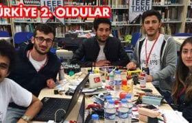 Bayburt Üniversitesi Türkiye 2.si Oldu