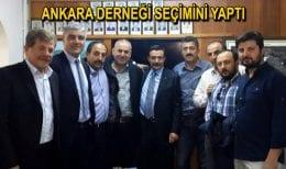 Ankara Bayburt Derneği Seçimini Yaptı