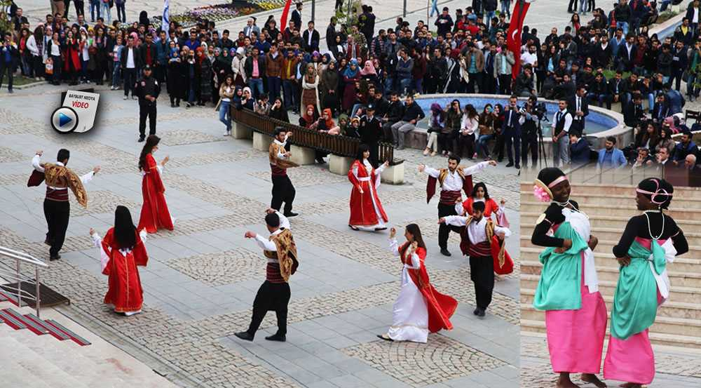 Uluslararası Öğrenci Festivali Yapıldı