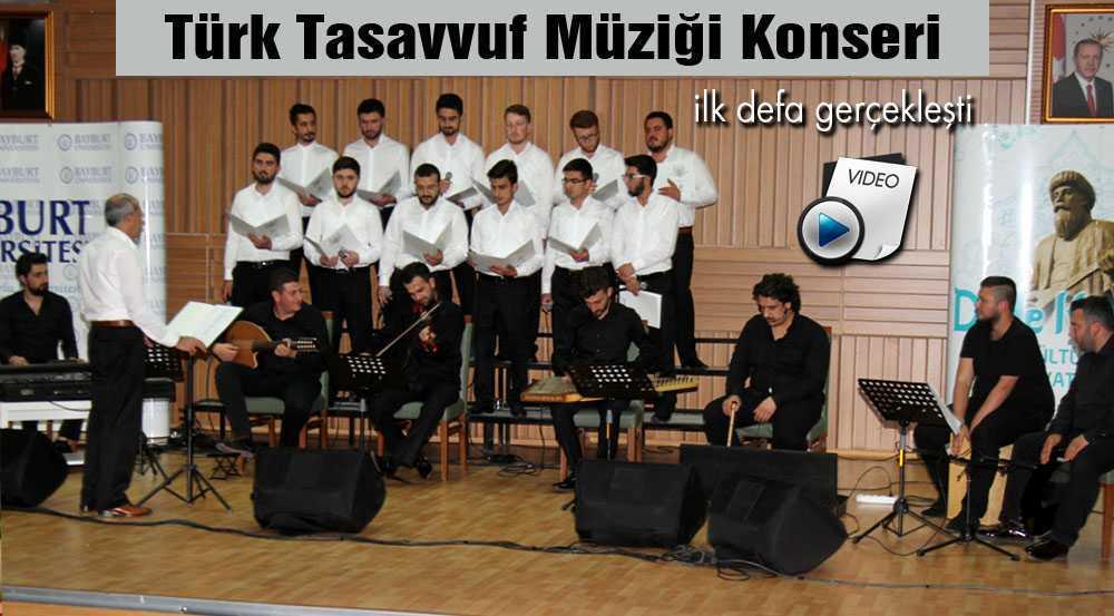 Türk Tasavvuf Müziği Konseri Beğeni Topladı