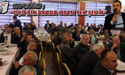 Kavcıoğlu, Bayburt'un En Önemli Yarasına Dokundu…