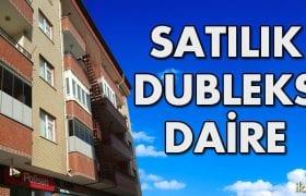 Şehir Merkezinde Satılık Dubleks Daire