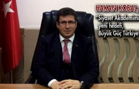 AK Parti'de Siyaset Akademisi Başlıyor