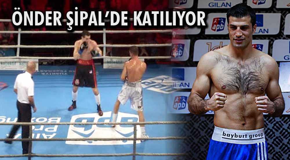 Önder Şipal Olimpiyat Seçmeleri İçin Azerbaycan'a Gitti