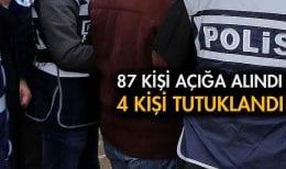Bayburt'ta 87 Kamu Görevlisi Açığa Alındı
