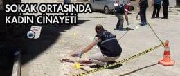 Bıçaklanan Kadın Hayatını Kaybetti