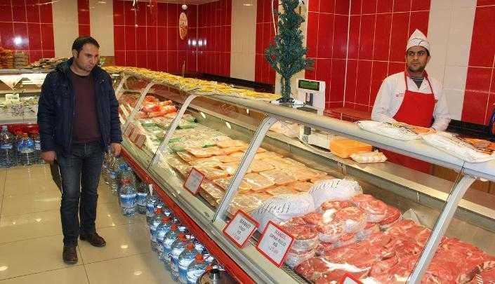 Et ve Süt Ürünlerinin Satışında Önemli Değişiklik