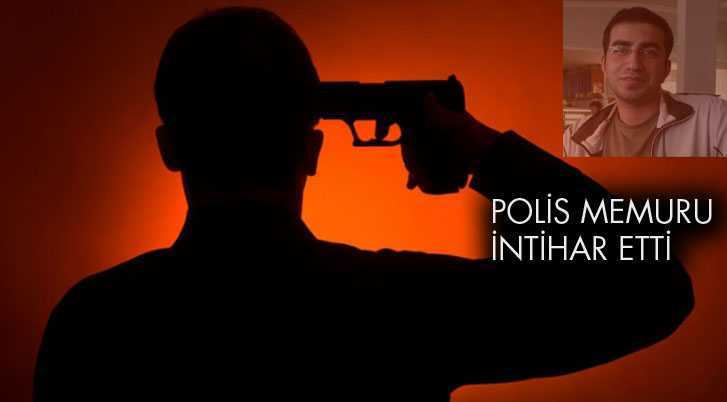 Bayburt'ta Polis Memuru İntihar Etti